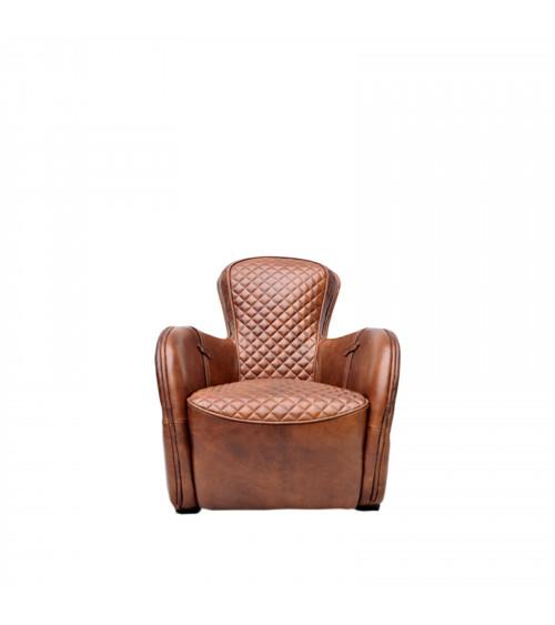 Vintage Saddle Chair