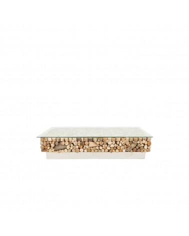 Tavolino Avant-garde Driftwood