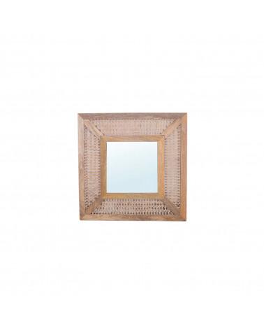 Specchio Vintage Vimini