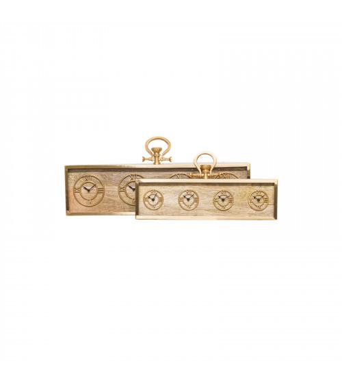Orologio da Tavolo Prestige, Soft Gold