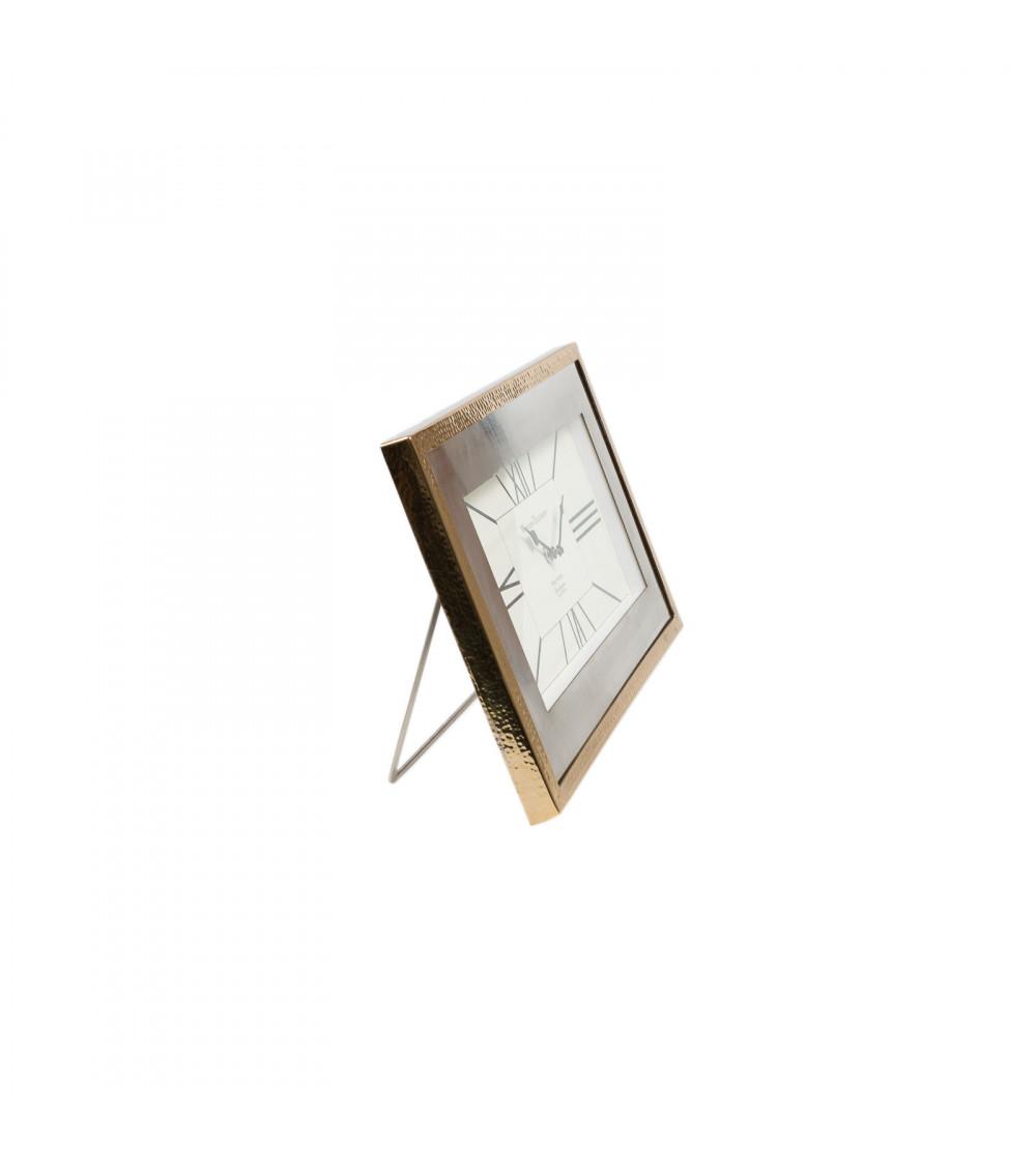 Orologio da tavolo con cornice vintage