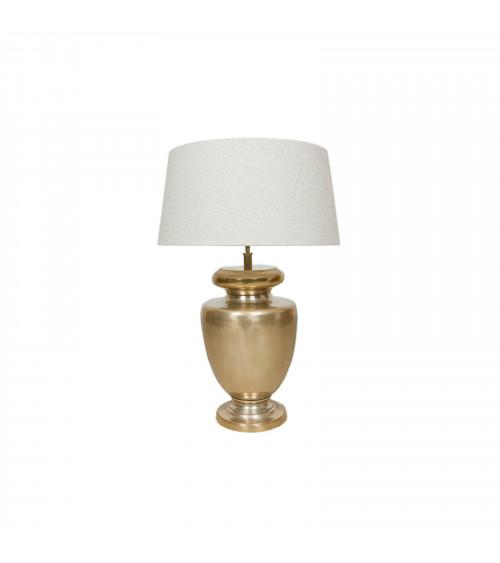 Base Lampada Gold