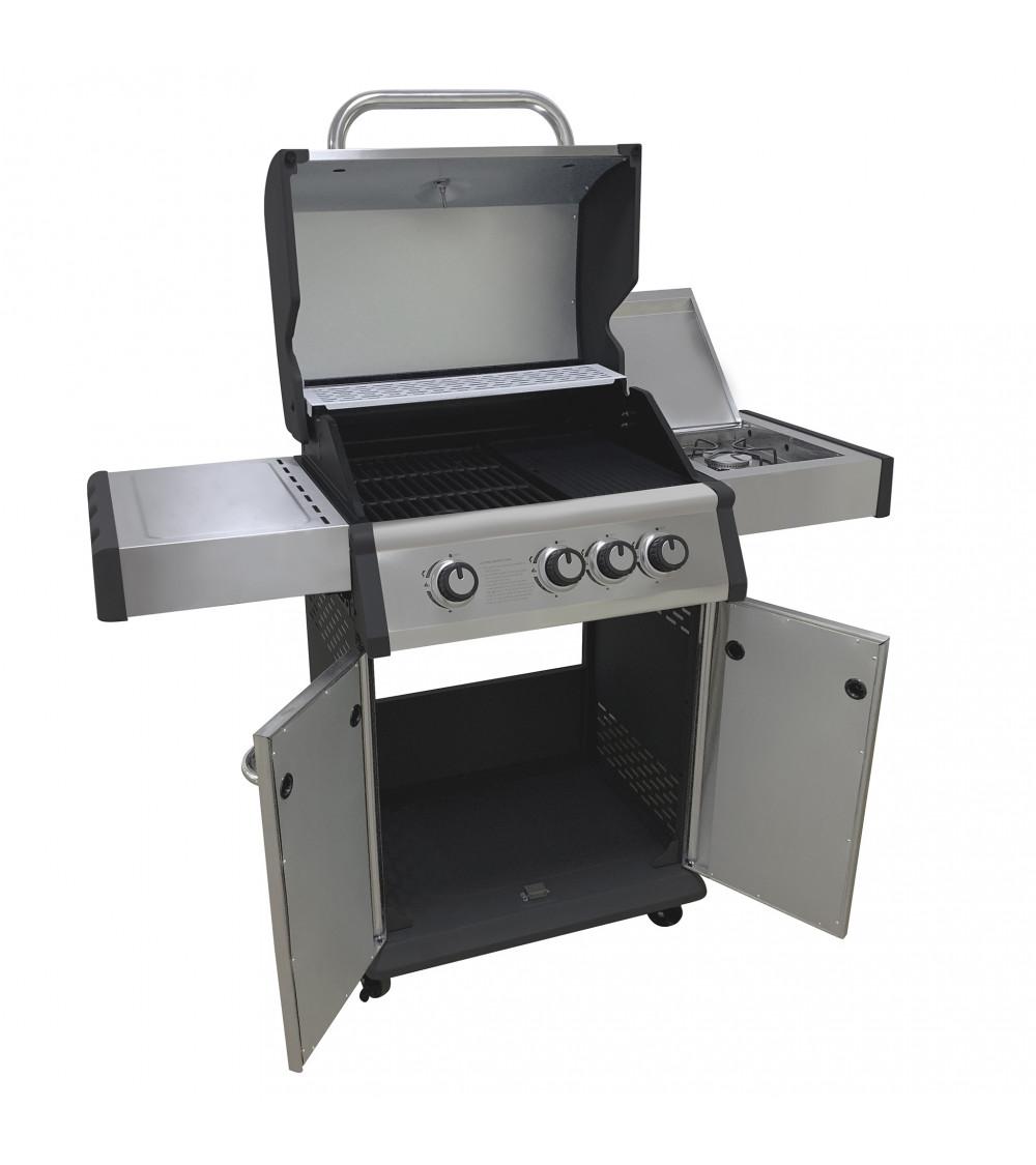 Barbecue Montana 3+1 Fuochi
