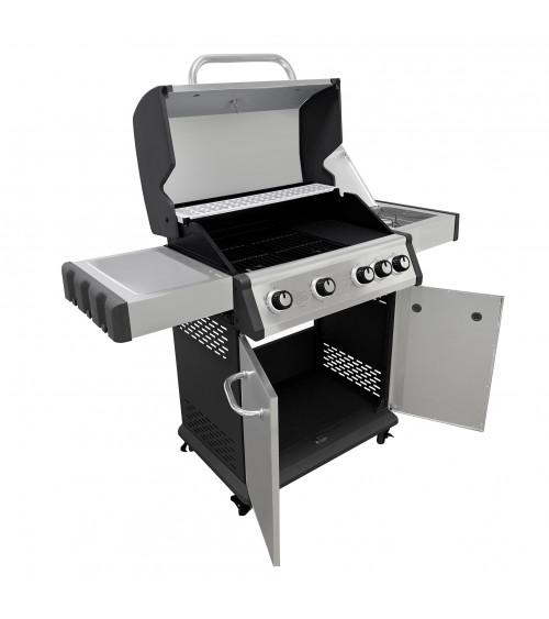 Barbecue Montana 4+1 Fuochi