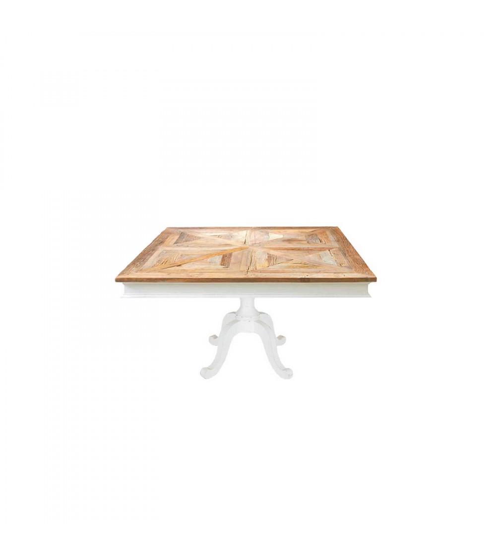 Tavolo da pranzo Portofino 130x130cm