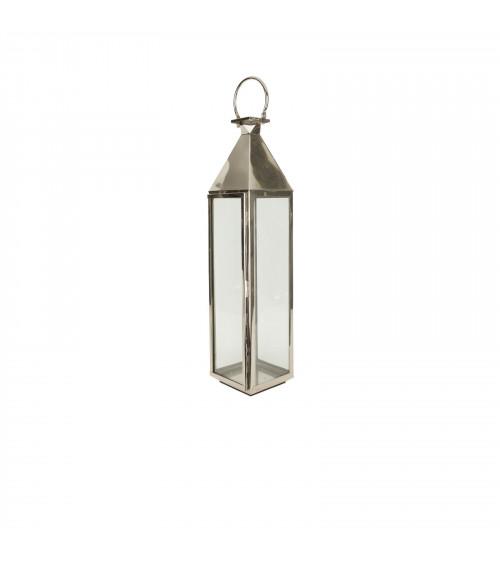 Steel Lantern with Round handle