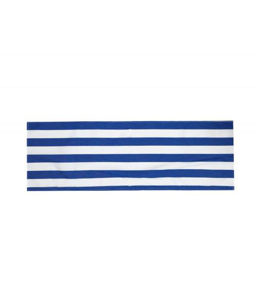 Runner da Tavolo Blu Stripes
