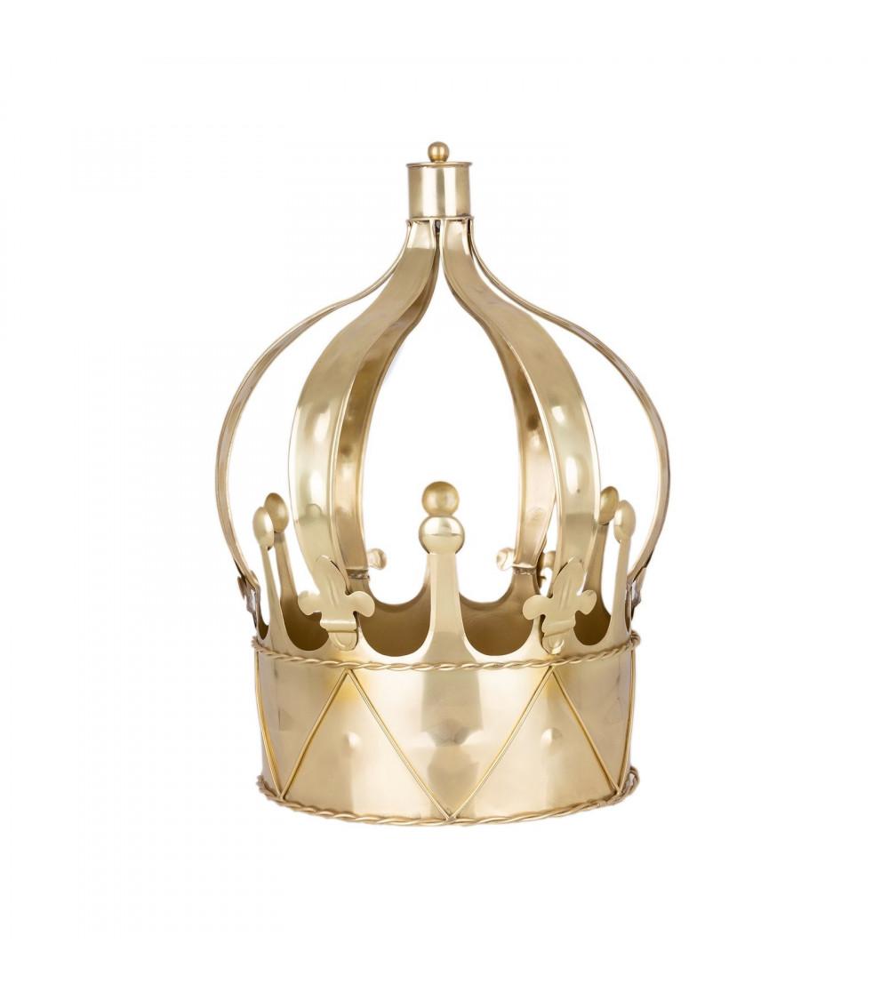 Portabottiglie Corona Oro