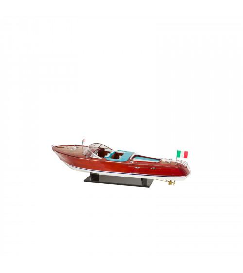 """Riva Aquarama Lamborghini"" Boat Replica"
