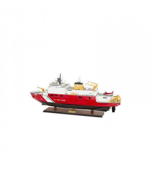 """""""US Coast Guard Eagle"""" Boat Replica"""