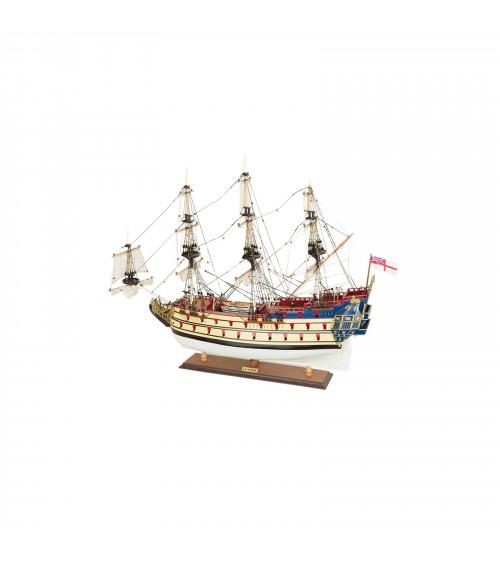 """""""La Licorne"""" Boat Model"""