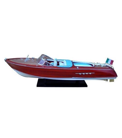 """""""Riva Gucci"""" Boat Replica"""