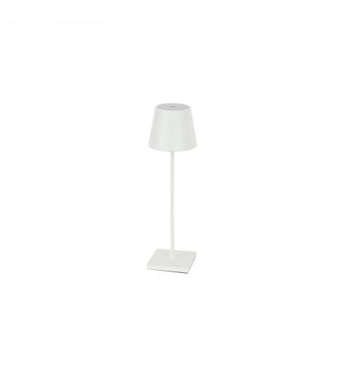 POLDINA WHITE PRO Lampada da Tavolo