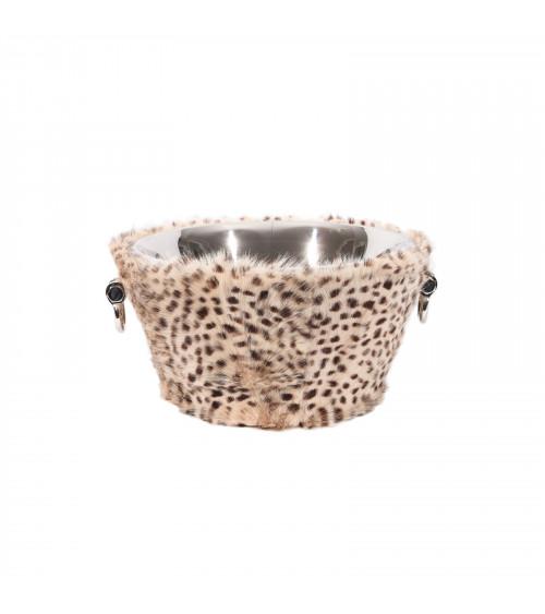 Cheetah Chalet Wine Cooler