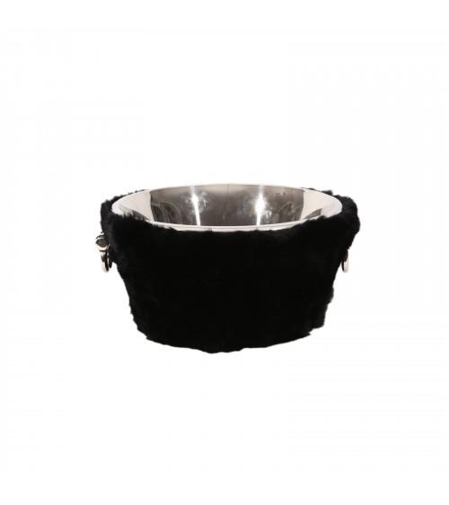 Black Fur Chalet Wine Cooler