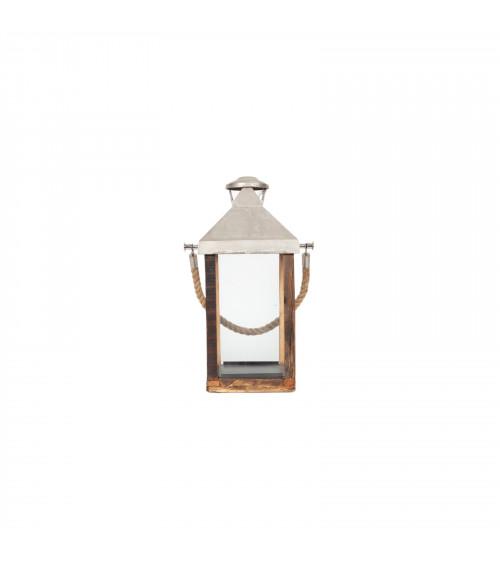 Jaipur Old Wood Lantern