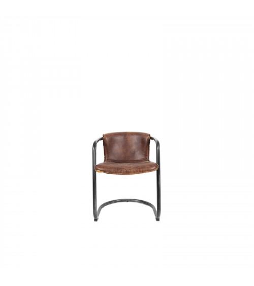 Cowhide Modern Chair