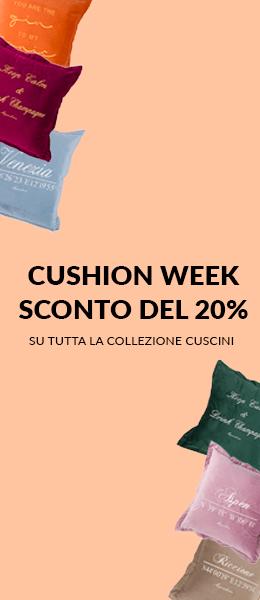 Cushion Week